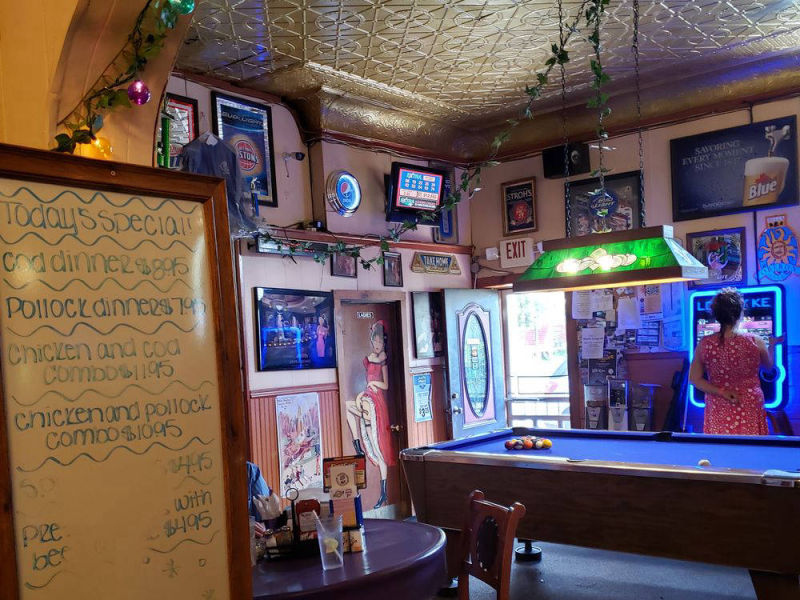 The Painted Lady Saloon